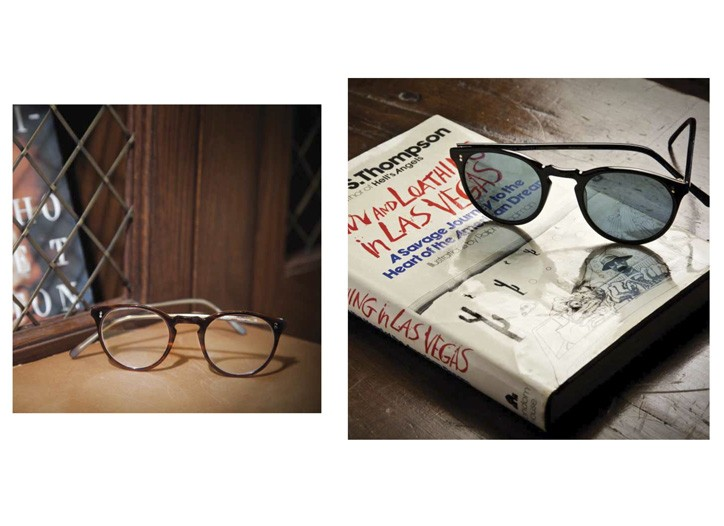 The classic styles from Oliver Peoples.