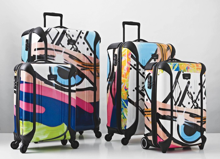 The Tumi Tag Limited Edition Collection.