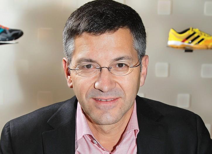 Adidas CEO Herbert Hainer