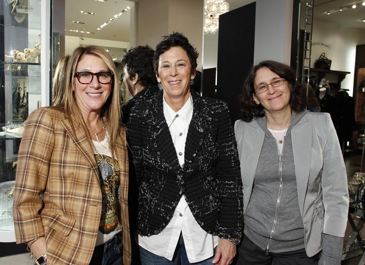 Lori, Shelly, and Caryn Hirshleifer