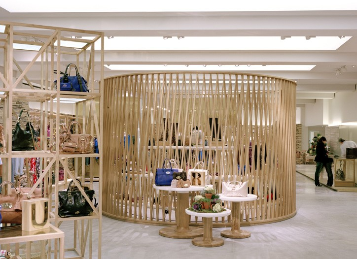 Inside Mulberry.