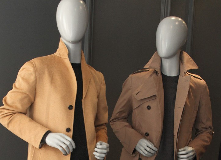 Looks from the debut Ports 1961 men's collection.