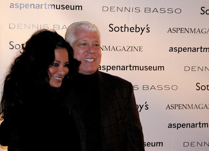 Rena Sindi and Dennis Basso