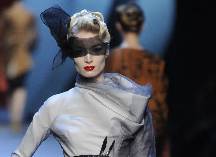 Christian Dior Spring Couture 2011