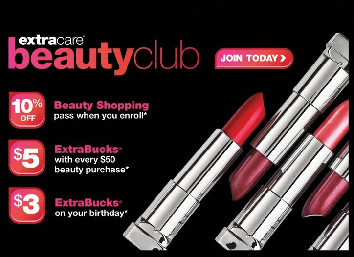 CVS' Beauty Club.