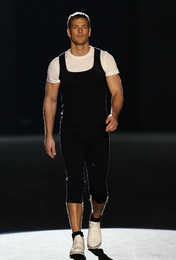 Dirk Bikkembergs Sport Couture Men's RTW Fall 2011.