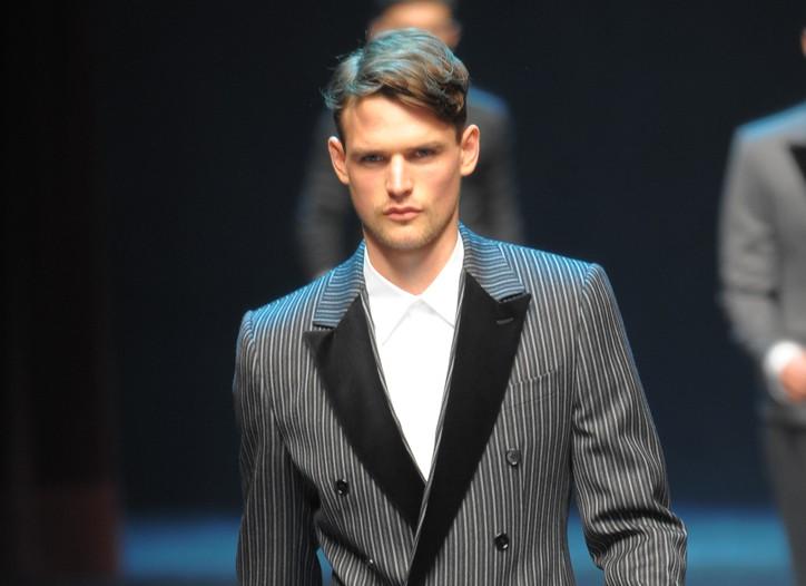 Dolce & Gabbana Men's RTW Fall 2011