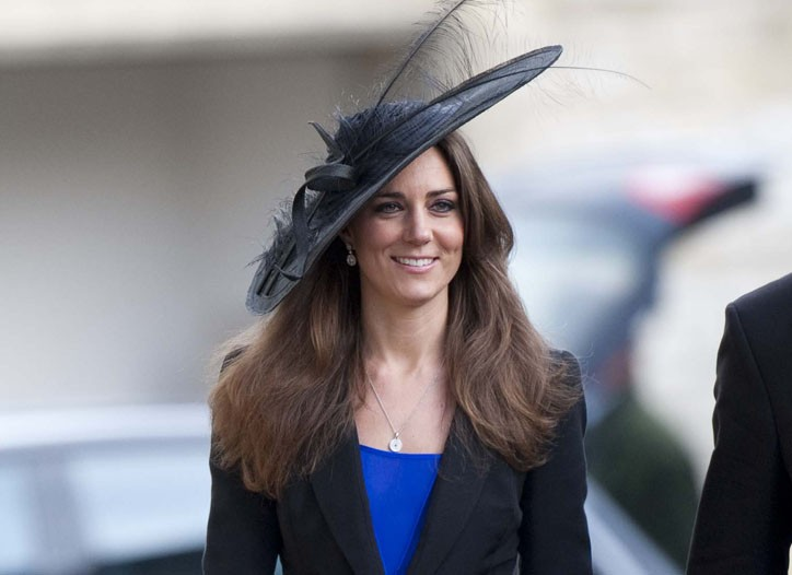 Kate Middleton in Issa.