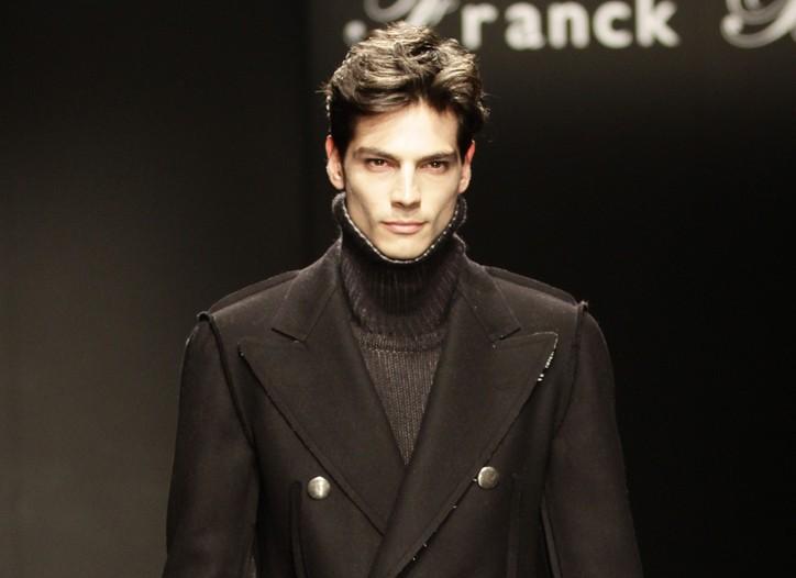 Franck Boclet Men's RTW Fall 2011