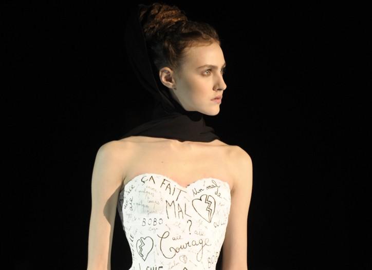 Franck Sorbier Spring Couture 2011