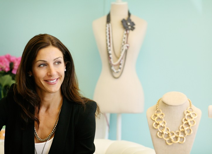 Stella & Dot founder Jessica Herrin