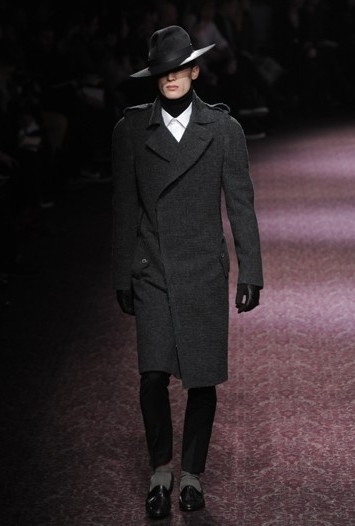 Lanvin Men's RTW Fall 2011