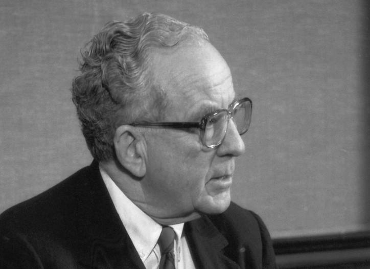 Roger Milliken in 1987