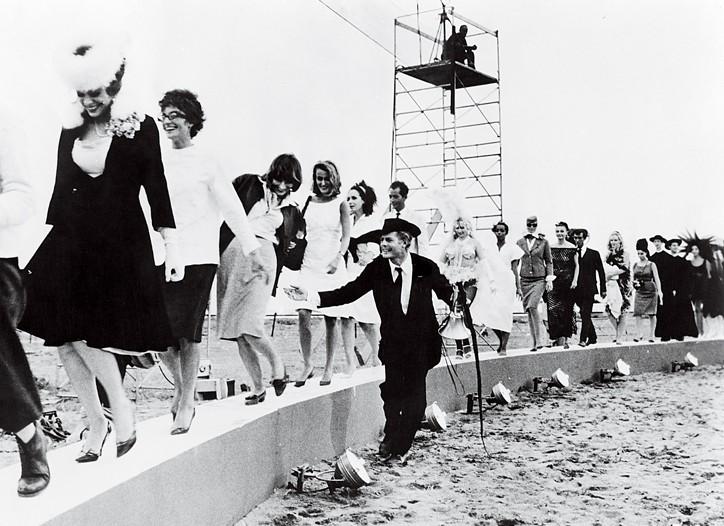 "Federico Fellini's ""8 1/2"""
