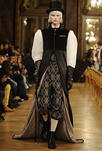 Thom Browne Men's RTW Fall 2011
