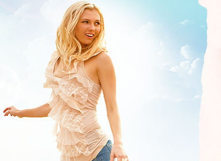 A spring look from Wet Seal.
