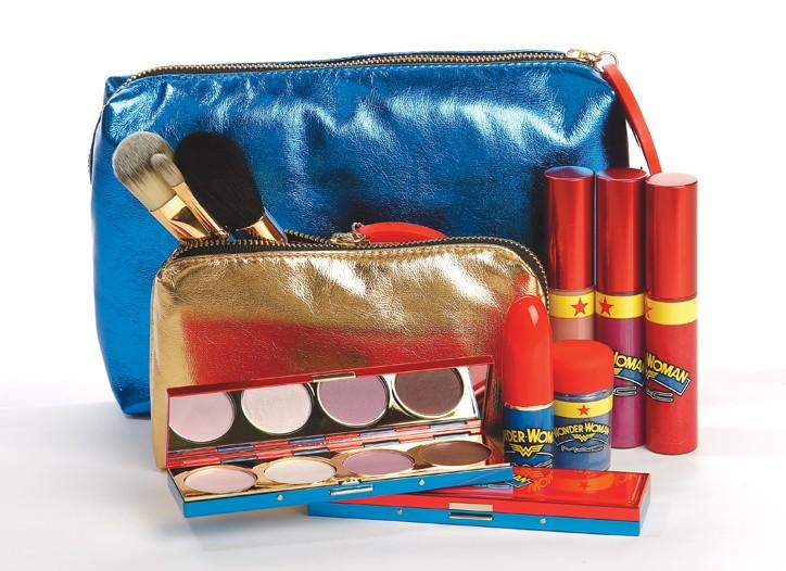 MAC Wonder Woman products.