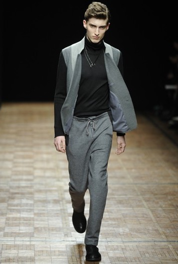 Yigal Azrouël Men's RTW Fall 2011