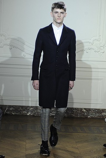 Yves Saint Laurent Men's Fall 2011