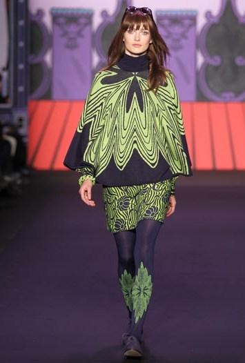 Anna Sui RTW Fall 2011
