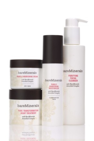 BareMinerals items.