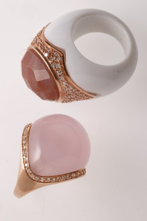 New ring offerings from BaubleBar.com.