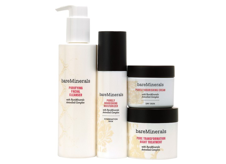 bareMinerals Skincare Increased cell turnover, fewer fine lines and wrinkles and the famous bareMinerals Naturally Luminous glow.