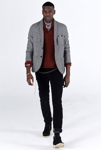 Bespoken Men's RTW Fall 2011