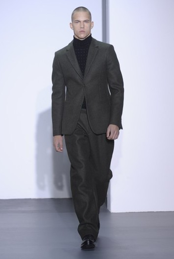 Calvin Klein Men's RTW Fall 2011