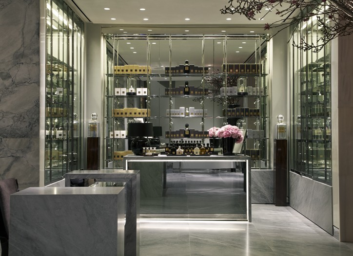 Inside the new Tom Ford.