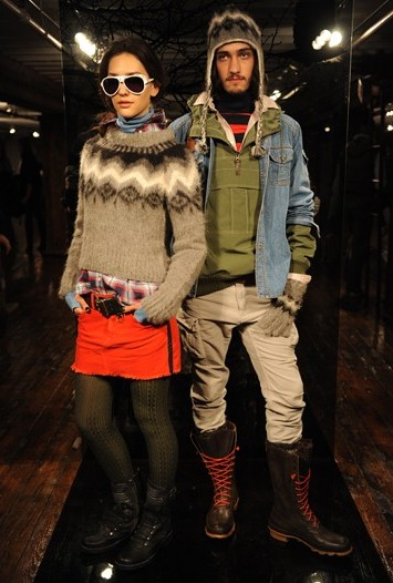 GANT by Michael Bastian RTW Fall 2011