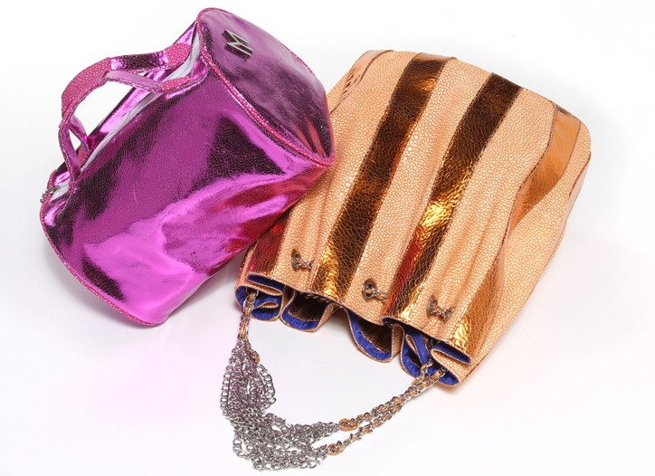 Bags from Samantha Thavasa by Hanley Mellon.