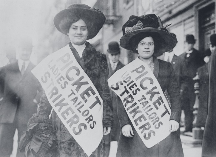Triangle Shirtwaist Factory Workers