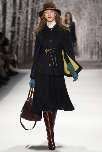 Milly by Michelle Smith RTW Fall 2011
