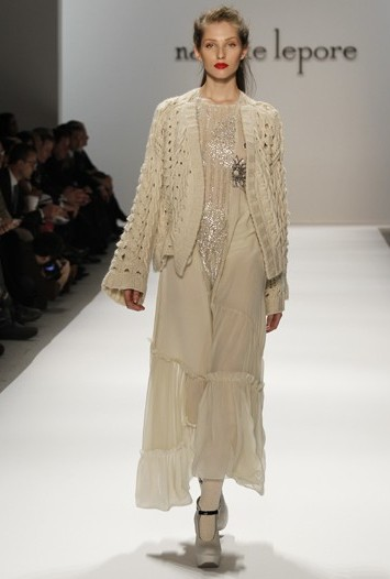 Nanette Lepore RTW Fall 2011
