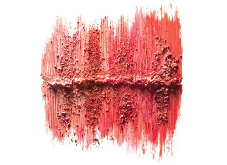 Spring: Orange Eyeshadow