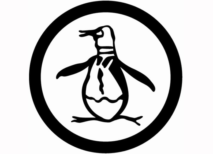 Original Penguin is famous for its brand's distinct logo