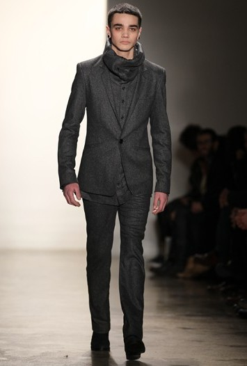 Richard Chai Men's RTW Fall 2011