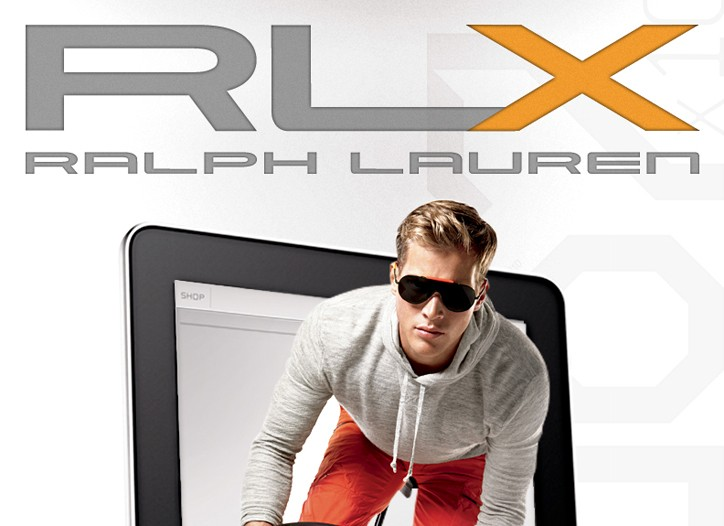 Polo launches an iPad app for RLX.