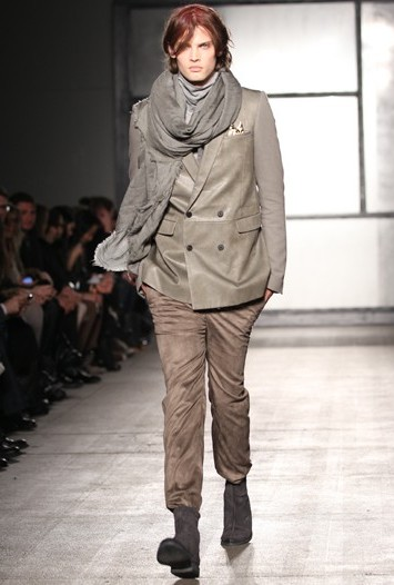 Robert Geller Men's RTW Fall 2011