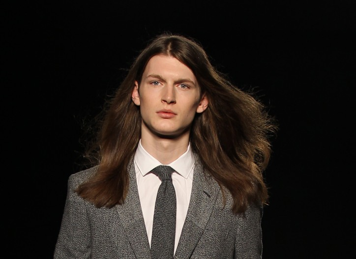 Simon Spurr Men's RTW Fall 2011