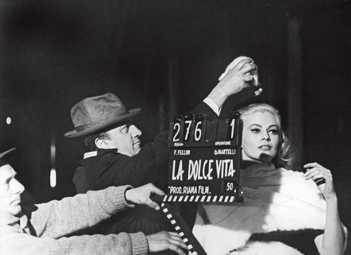 "Gucci helped restore ""La Dolce Vita"" with The Film Foundation."