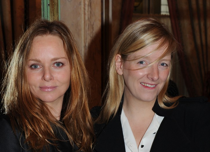 Stella McCartney & Sarah Burton