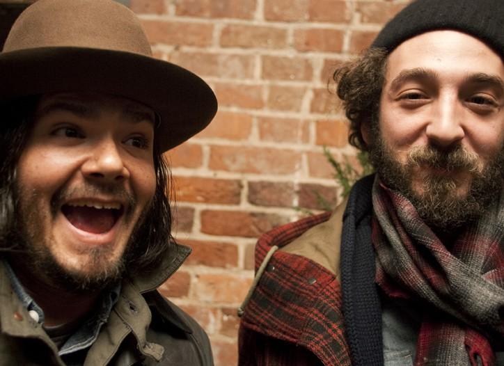 Carlos Quirarte and Matt Kliegman