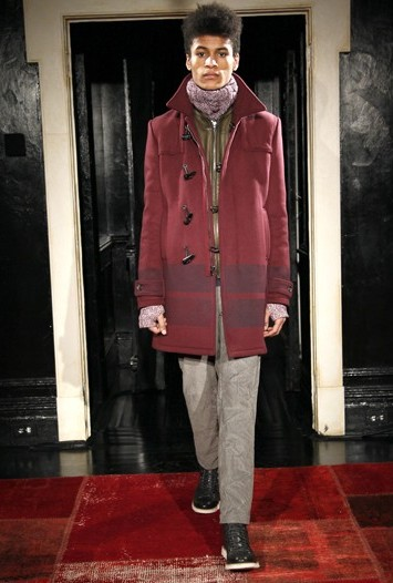 Tommy Hilfiger Men's RTW Fall 2011