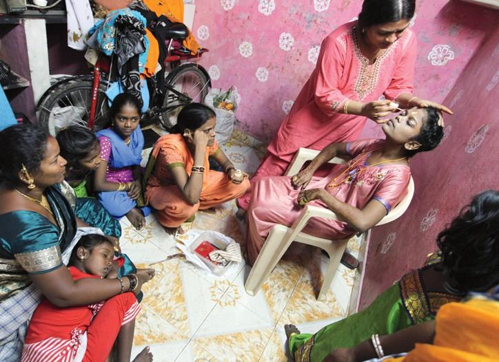 Global Beauty: Mombai, India