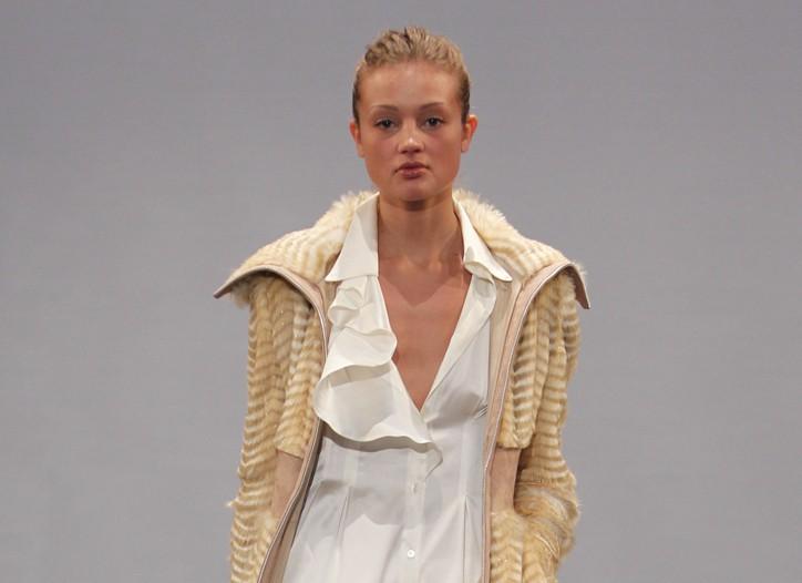 Yuna Yang RTW Fall 2011