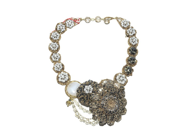 One of St Erasmus' best-selling necklaces.