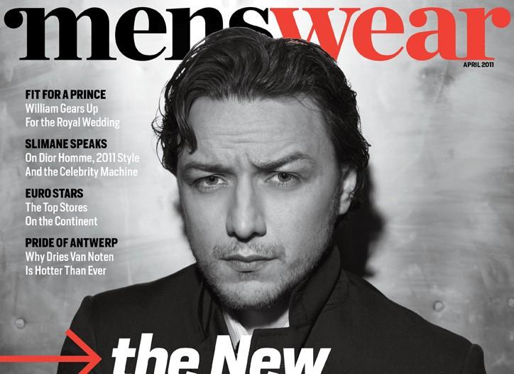 Menswear April 2011