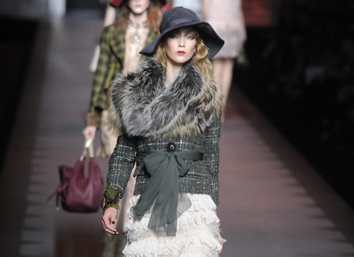 Christian Dior RTW Fall 2011